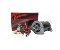 Dynamator Kit Including Switch Bulb Light and Cables 45AMP Genuine Negative Earth Version Lucas Replacement C39 C40 C42 C45