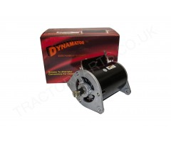 Dynamator Alternator That Looks like Dynamo 45AMP Genuine Stealth Negative Earth Version Lucas Replacement C39 C40 C42 C45