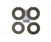 3040152R95 International Brake Lining Kit 4 Piece 2 Discs 6.5 inch