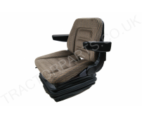 BROWN XL SEAT TRACTOR 956XL 1056XL SEAT GRAMMER TYPE SE-85 For Case International