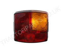 3223264R91 Case International Complete Tractor Rear Right Hand Side-Light Type XL Cab