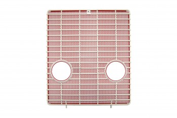 International McCormick Grille Mesh Kit Front Grille & Back Screen 276 434 3070335R11 3070331R11