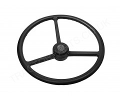 Steering Wheel Replacement For Case International 454 474 574 674 484 584 684 784 884 Landini Massey Ferguson STW-385156 165 168 175 185 188 1200 1250 265 275 285 290 290E 375E 390 390E 550 565 575 590 595