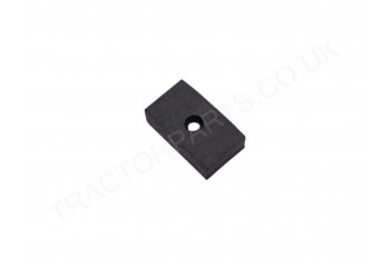 Fuel Tank Rubber Pad Support Replacement Fits International McCormick B275 B414 704520R2 704520R1