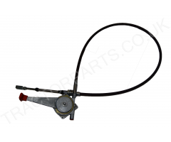 Case International Pick Up Hitch Cable Lever Control  856XL, 956XL, 1056XL, 844XL