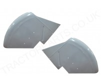 Replacement International Fender Mudguard Already Primered Set of Two Left Hand and Right Hand for B250 B275 B414 276 434