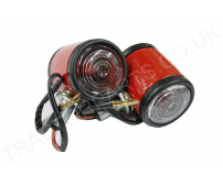 Butler Style Light Side Lamp Two Of  74 Series International, Massey Ferguson, Fordson, David Brown 705267R92