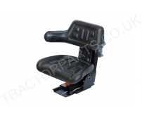 Universal Fitting PVC Adjustable Tractor Suspension Seat