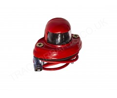 Instrument Panel Dash Lamp Light Assembly In Red for International 434 276 Tractors 3063835R91 751462R91 751465R91  751466R91