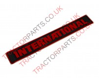 856XL 956XL 1056XL XL Special Front Reflective Roof Decal Sticker for International Harvester Special 56 Series DEC-159S