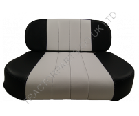 IH 434 414 276 275 Seat cushion set black and white TP034