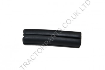 Tractor Cab Glass Rubber Sealing Seal Strip Trim Sold Per Meter Part Number T030